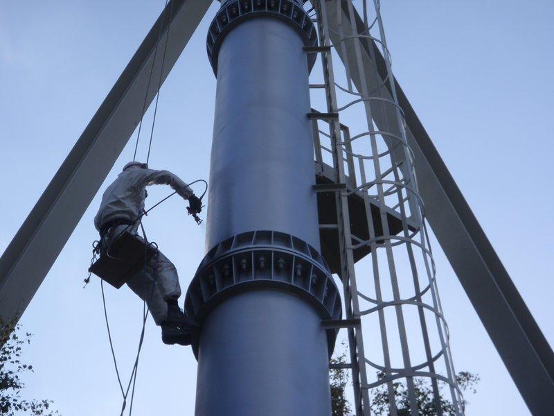 Profil Serwis   Kominy przemysłowe   Konstrukcje stalowe   Serwis Kominów przemysłowych