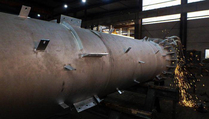 Budowa Kominów Przemysłowych Profil-Serwis